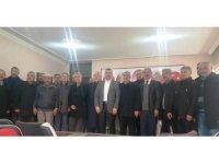 Yazıhan'da STK'lardan MHP'ye ziyaret