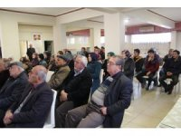 Taşova'da sağlık konferansı