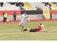 TFF 2. Lig: Kastamonuspor 1966: 1 - Keçiörengücü: 2