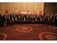 Başkan Çiftçi İstanbul'daki iş adamlarıyla bir araya geldi