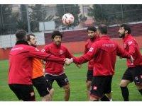 Adanaspor, İstanbulspor maçının hazırlıklarını tamamladı