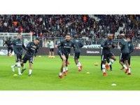 Beşiktaş 10 yabancıyla Osmanlıspor karşısında