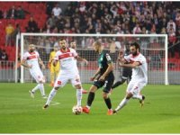 TFF 1. Lig: Samsunspor: 0 - Giresunspor: 1 (Maç devam ediyor)