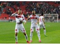 TFF 1. Lig: Samsunspor: 2 - Giresunspor: 1