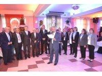 CHP Altıeylül İlçe Başkanı Haydar Çuhadar oldu