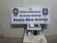 Mardin'in 4 ilçesinde kumar operasyonu