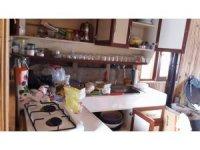PKK'lı teröristler yaylada girilmedik ev neredeyse bırakmamışlar