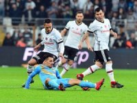 Süper Lig: Beşiktaş: 5 - Osmanlıspor: 1 (Maç sonucu)