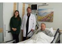 23 yıllık şeker hastalığından ameliyatla kurtuldu