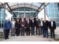 AK Parti'den belediye çalışmalarına inceleme