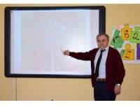 Ahmet Yesevi Uluslararası Türk-Kazak Üniversitesi'nden Prof. Dr. Hilmi Özden'e teşekkür
