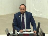AK Parti Kayseri Milletvekili Karayel, Dışişleri Bakanlığı 2018 yılı bütçesi üzerine konuşma yaptı