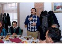 Başkan Tiryaki, mahalle sakinleriyle buluşmaya devam ediyor