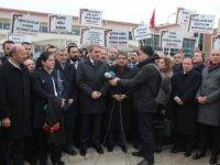 """AK Parti İl Başkanı Temurci: """"Biz gerektiği zaman konuşmayı kendilerine ilke edinen insanlarız"""""""