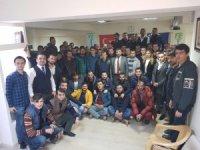 Geredeli gençler Ankara'da buluştu