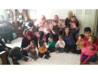 Down sendromlu çocuk aileleri bir araya geldi