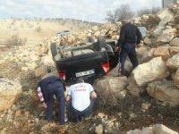 Siirt'te trafik kazası: 4 yaralı