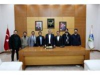 Başkan Toçoğlu, dernek temsilcileriyle buluştu