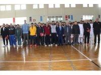 Türkiye Ünilig 2. Lig Salon Futbolu İskenderun'da başladı