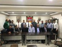 Sadullah Çarboğa, Şoförler Odası Başkanlık seçiminde yeniden aday