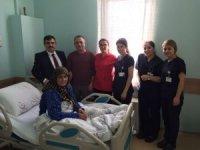İskenderun Devlet Hastanesi'nde ilk açık kalp ameliyatı