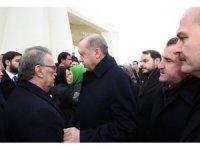 Cumhurbaşkanı Erdoğan ve eşi Emine Erdoğan, Yılmaz ailesine başsağlığı diledi