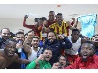 Malatya'da Galatasaray galibiyetinin sevinci sürüyor