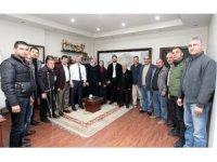 Başkan Yaralı, AK Parti ilçe yönetimini ağırladı