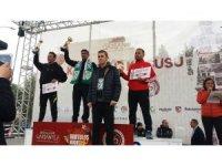 Bayram Gaziantep'ten madalyayla döndü