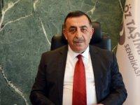 Öz Taşıma-İş Sendikası Genel Başkanı Toruntay'dan 'Yerli Malı Haftası' mesajı