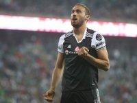 Devler Ligi'nde grupların en iyi golü Cenk Tosun'dan