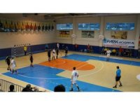 Adıyaman Belediyesi Hentbol Spor: 21 - Nilüfer Belediyesi Hentbol Spor:21