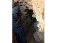 Kızıltepe'de Garnizon Komutanlığına kazılmış tünel bulundu