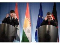 """Almanya Dışişleri Bakanı Gabriel: """"Irak'ın toprak bütünlüğünden yanayız"""""""