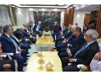 Polat TÜRFAD Genel Merkezi Yönetim Kurulunu misafir etti