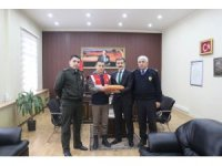 Kaymakam'dan Jandarma'ya ödül