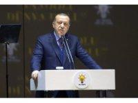 """Cumhurbaşkanı Erdoğan: """"Batı için bir insanın ölümü trajedi, bir milyon insanın ölümü istatistik"""""""
