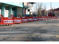 Doğu Makedonya'da tarım verimliliğinin artırılmasına destek
