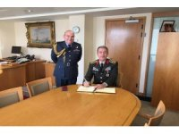 Genelkurmay Başkanı Akar'ın İngiltere ziyareti