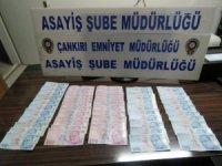 8 bin 500 lira çalan zanlı yakalandı