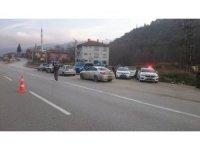 Jandarma yol kontrollerini sıklaştırdı