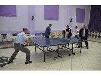 Kargı'da masa tenisi turnuvası yapılacak