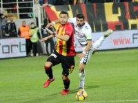 Süper Lig: Göztepe: 1 - Atiker KOnyaspor: 0 (Maç sonucu)