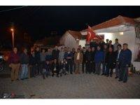 Başkan Çerçi'ye Yuntdağı'nda yoğun ilgi