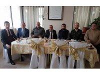 Başkan Akyol gazetecilerle buluştu