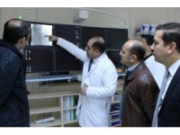 Amasya'da ilk koroner anjiyografi işlemi yapıldı