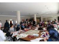 Belediyenin mekânlarından 37 bin kadın faydalandı