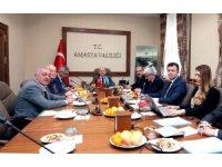YHKB encümen ve meclis toplantısı yapıldı