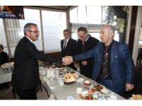 Başkan Köşker Kocaeli'nin muhtarlarını ağırladı