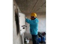 MASKİ, Selendi'nin 5 mahallesindeki elektrik panolarını yeniledi
